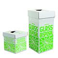 Disposal Carton for Glass