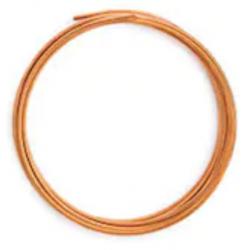 Agilent Copper tubing, 1/8in 12 ft length