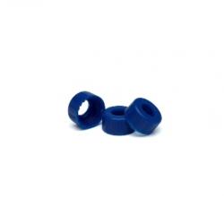 Agilent Blue color screw caps  100/PK