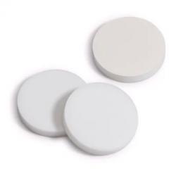 Agilent 20mm Tan PTFE/White silicone septa,100PK