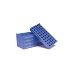 Agilent 12mm Plastic vial rack, 5/PK
