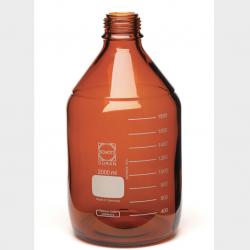 Agilent Solvent bottle, amber, 2L