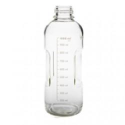Agilent Solvent bottle clear, 1000ml