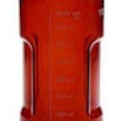 Agilent Solvent bottle amber, 1000ml