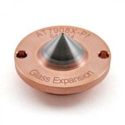 Agilent 7900/8900 skimmer cone,Pt/Cu,x-lens, 1/p