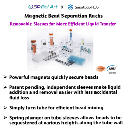 Bel-Art Magnetic Bead Separation Racks