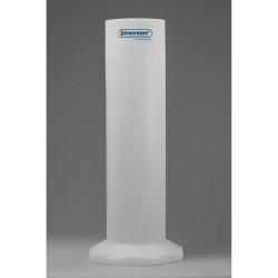 Bel-Art Polyethylene Pipette Jar (6 x 24 in.) for Cleanware Pipette Rinsing System