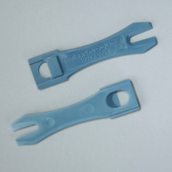 Bel-Art Microcentrifuge Tube Openers (Pack of 3)