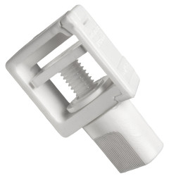 Bel-Art Screw Style Tubing Clamps for Tubing up to ½ in. O.D. (Pack of 3)