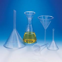 Bel-Art PMP 586ml Urbanti High-Speed Filter Funnels (Pack of 3)