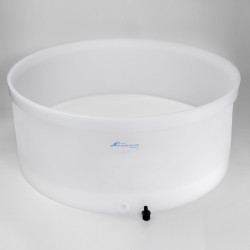 Bel-Art Polyethylene Buchner Table-Top Funnel with Coarse Porosity Removable Plate; 36 in. I.D., 14.75 in. Height