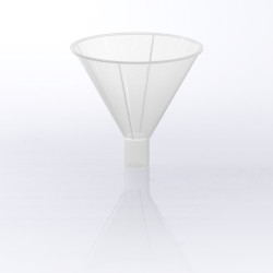 Bel-Art Polypropylene 248ml Powder Funnels (Pack of 6)