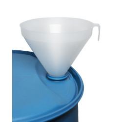 Bel-Art Polypropylene 2.1 Liter Drum and Carboy Funnel
