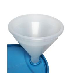 Bel-Art Polypropylene 14.1 Liter Drum and Carboy Funnel