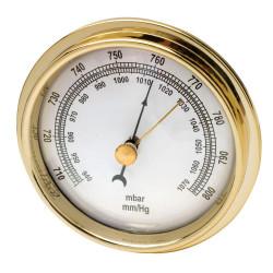 Bel-Art, H-B DURAC Barometer; 940 to 1070 Milibar Range, Plastic