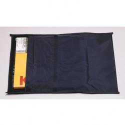 Bel-Art X-Ray Film Box Holder Bag for 8 x 10 in. Cassettes; 12 x 14⅛ in., Nylon