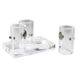 Bel-Art Magnetic Bead Separation Rack for 50ml Tubes