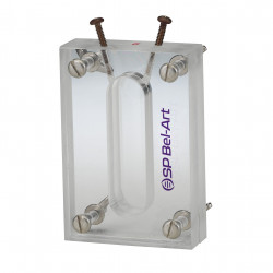 Bel-Art Equilibrium Type Dialysis Cell; 10ml, Acrylic