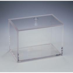 Bel-Art Beta Box; Acrylic, 10 x 6 x 7 in.