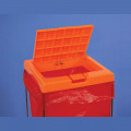 Waste Disposal Cartons And Cans