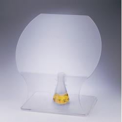 Bel-Art Beta Splash Shield; Acrylic, 20 x 12 x 20 in.