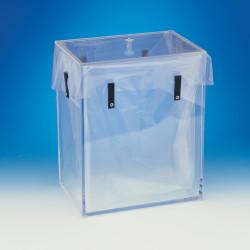 Bel-Art Beta Box; Acrylic, 12 x 8 x 15 in.