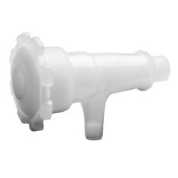 Bel-Art Heavy Duty Faucet; ½ in. NPT, Polyethylene
