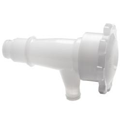 Bel-Art Heavy Duty Faucet; ¾ in. NPT, Polyethylene