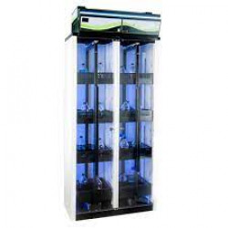 Erlab Captair 834 Smart Dustless Filtering Chemical Storage Cabinet Package (with filter for organic vapours)