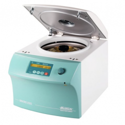 Hettich MIKRO 220, Microlitre Centrifuge, non-refrigerated,  without rotor, 200-240 V, 50-60 Hz
