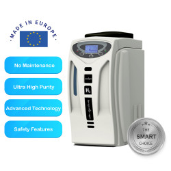 INNOTEG UHP-HG 250 Hydrogen Generator, 250ml/min, purity 99.99996%