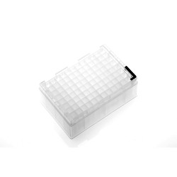 Labcon PurePlus® 2.5 mL 96 Well Deep Well Plates with Square Wells, Autoclavable (10pcs x 1pack)