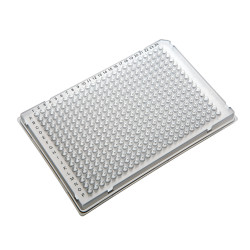 Labcon PurePlus® 25 uL 384 Well PCR Plates with Full Skirt and Registration for Popular Thermocyclers (10pcs x 10packs)